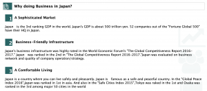 Why doing Busines in Japan?