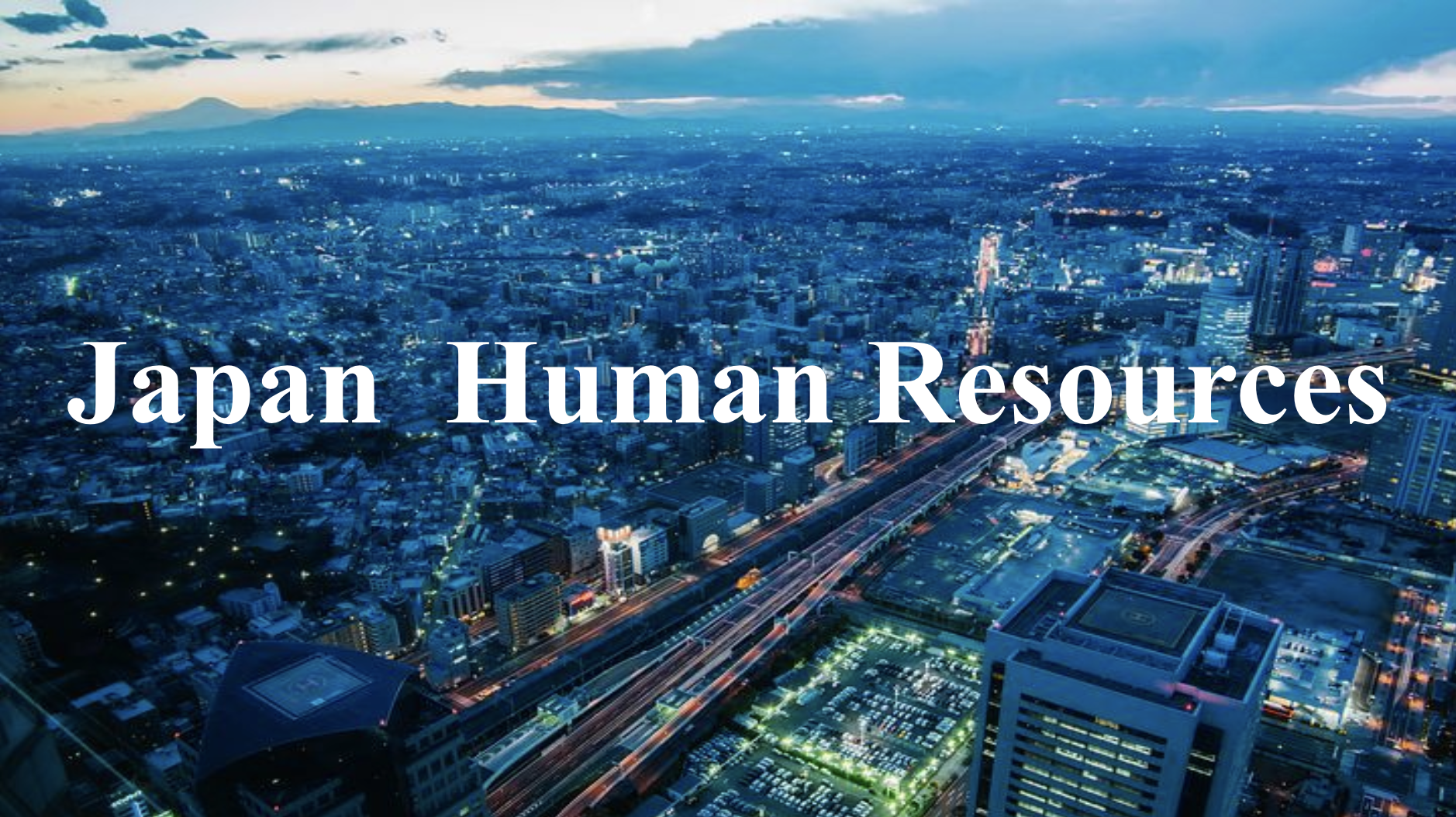 Japan Human Resources