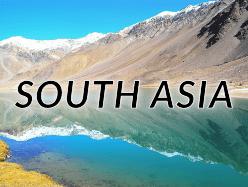 インド周辺(南アジア・South asia)